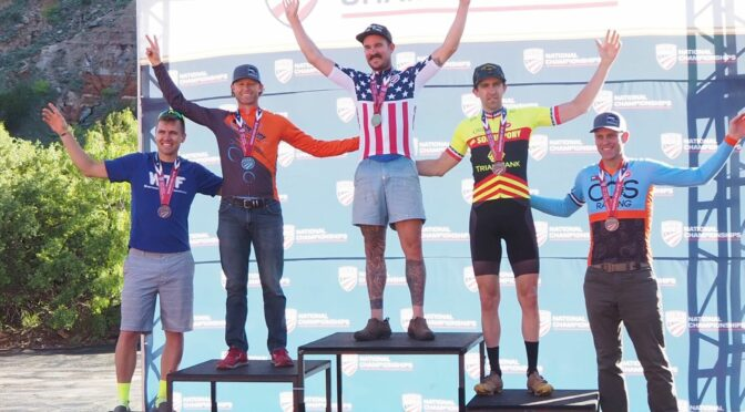 Multiple Top-10 Finishes by COS Racing Riders at the 2019 USA Cycling Marathon Mountain Bike National Championship